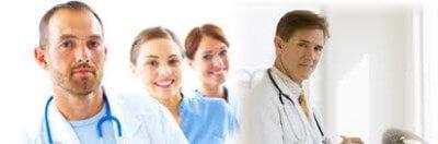 image professions para médicales