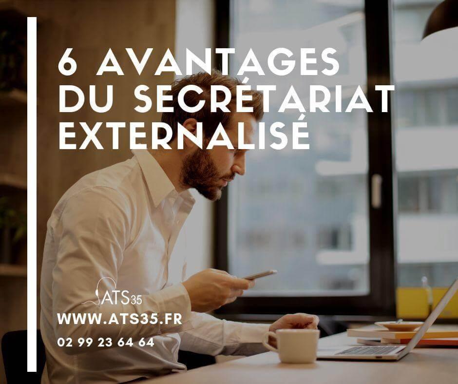 avantages secrétariat externalisé