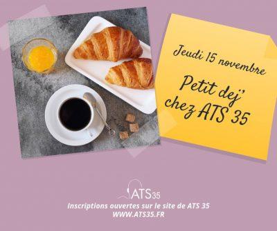 petit déjeuner ats35
